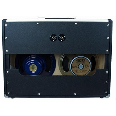 DIVIDED BY 13 2x12F Cabinet - Black/Egg - G12H/G12BLUE
