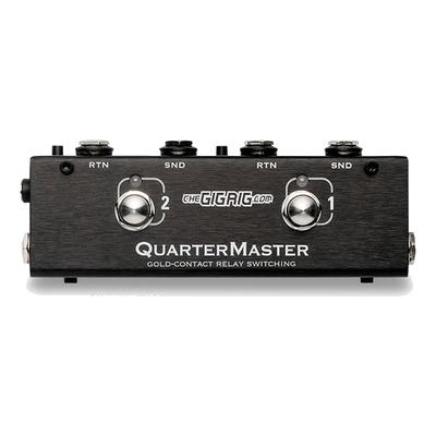 THE GIG RIG Quartermaster QMX 2 Pedals and FX The Gig Rig