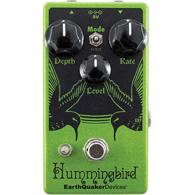 EARTHQUAKER DEVICES Hummingbird Pedals and FX Earthquaker Devices