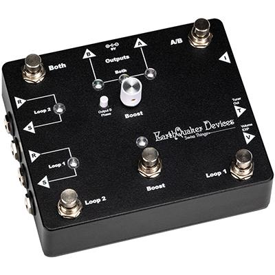 EARTHQUAKER DEVICES Swiss Things Pedals and FX Earthquaker Devices