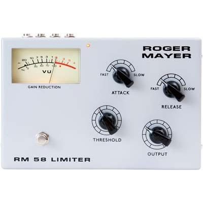ROGER MAYER RM58 Limiter Pedals and FX Roger Mayer
