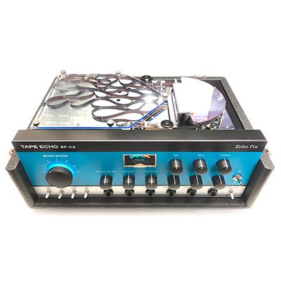 ECHO FIX EF-X2 Tape Echo with Spring Reverb Upgrade Pedals and FX Echo Fix