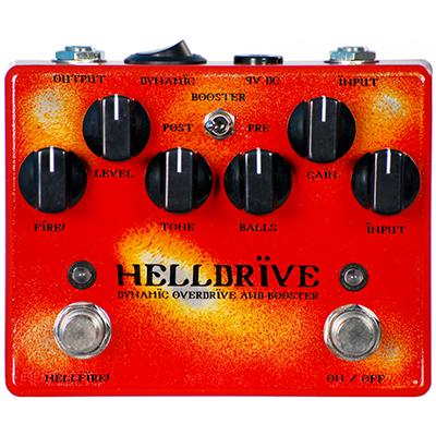 WEEHBO Helldrive Pedals and FX Weehbo