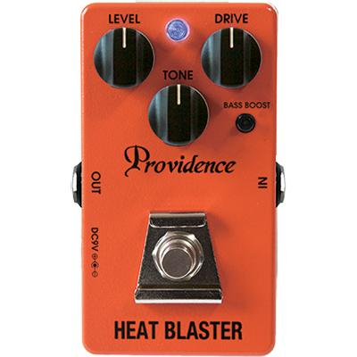 PROVIDENCE HBL-3 Heat Blaster Pedals and FX Providence