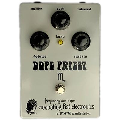 EMANATING FIST ELECTRONICS Dope Priest 6618