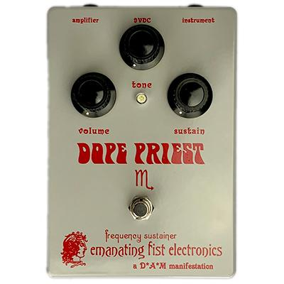EMANATING FIST ELECTRONICS Dope Priest '77