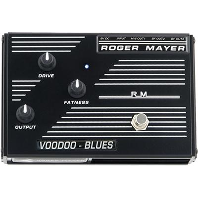 ROGER MAYER Voodoo Blues Pedals and FX Roger Mayer