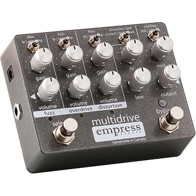 EMPRESS EFFECTS Multi Drive Pedals and FX Empress Effects