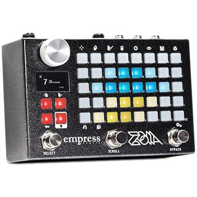 EMPRESS EFFECTS Zoia Pedals and FX Empress Effects