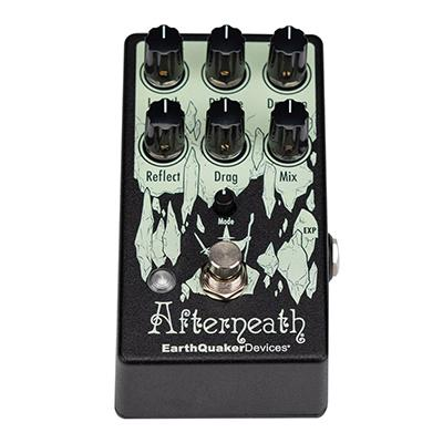 EARTHQUAKER DEVICES Afterneath V3 Pedals and FX Earthquaker Devices