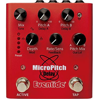 EVENTIDE Micro Pitch Delay Pedals and FX Eventide