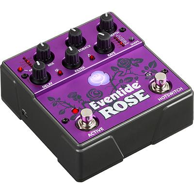 EVENTIDE Rose Pedals and FX Eventide