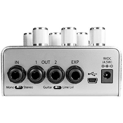 EVENTIDE UltraTap Pedals and FX Eventide
