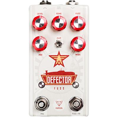 FOXPEDAL Defector