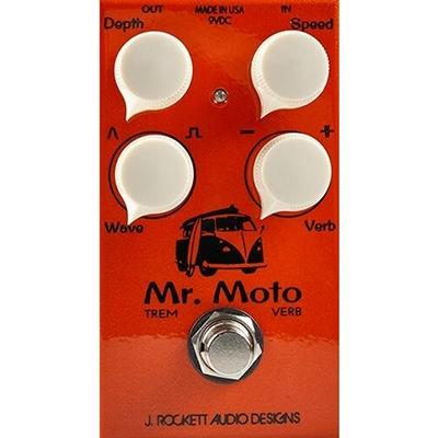 ROCKETT PEDALS Mr Moto