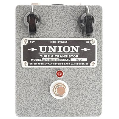 UNION TUBE & TRANSISTOR Sone Bender Pedals and FX Union Tube & Transistor