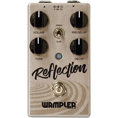 WAMPLER Reflection Pedals and FX Wampler