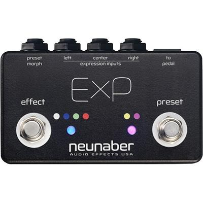 NEUNABER ExP Controller Pedals and FX Neunaber Technology
