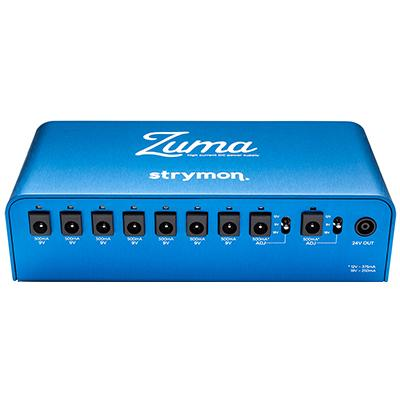 STRYMON Zuma Pedals and FX Strymon