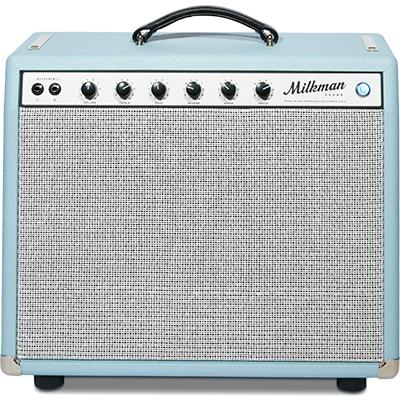 MILKMAN SOUND 5W Half Pint - Celestion Alnico Blue - Blue/White Amplifiers Milkman Sound