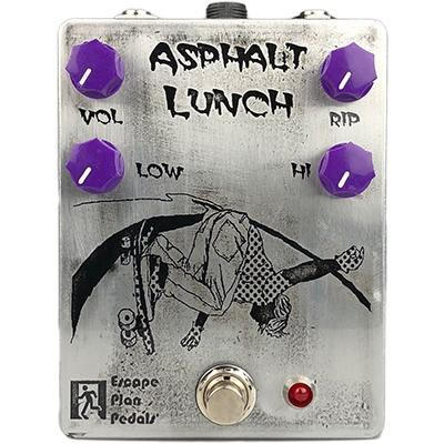 ESCAPE PLAN PEDALS Asphalt Lunch