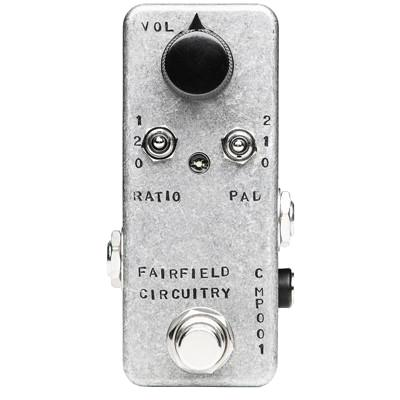 FAIRFIELD The Accountant Pedals and FX Fairfield Circuitry