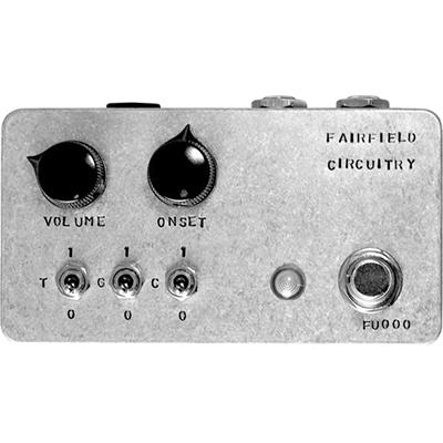 FAIRFIELD The Unpleasant Surprise Pedals and FX Fairfield Circuitry