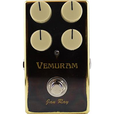 VEMURAM Jan Ray Pedals and FX Vemuram