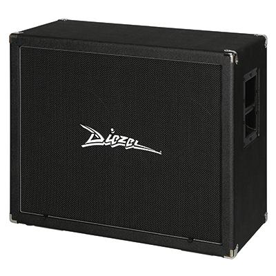 DIEZEL 2x12 Front Loaded Cabinet - V30 Amplifiers Diezel Amplifiers