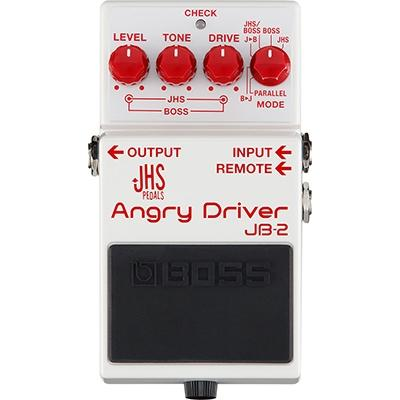 BOSS JB-2 Angry Driver Pedals and FX Boss