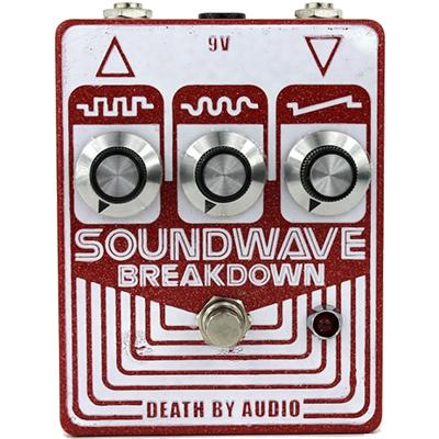 DEATH BY AUDIO Soundwave Breakdown Pedals and FX Death By Audio