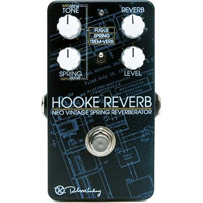 KEELEY Hooke Reverb Pedals and FX Keeley Electronics
