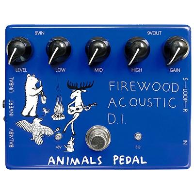 ANIMALS PEDAL Firewood Acoustic DI Pedals and FX Animals Pedal