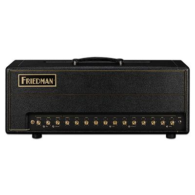 FRIEDMAN BE-100 Deluxe 100w Head Amplifiers Friedman Amplification
