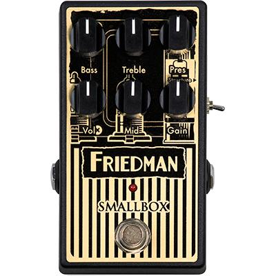 FRIEDMAN Small Box Pedal Pedals and FX Friedman Amplification