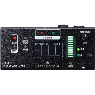 FREE THE TONE Phase Analyzer PHA-1 Pedals and FX Free The Tone