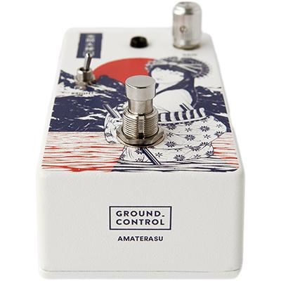 GROUND CONTROL AUDIO Amaterasu Pedals and FX Ground Control Audio