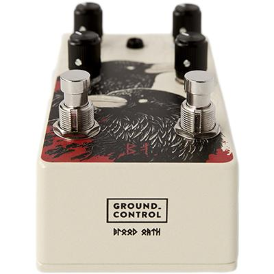 GROUND CONTROL AUDIO Blood Oath - Si Pedals and FX Ground Control Audio