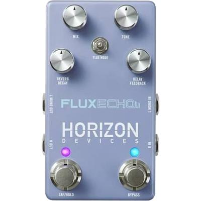 HORIZON DEVICES Flux Echo Pedals and FX Horizon Devices