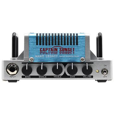 HOTONE Captain Sunset Pedals and FX Hotone