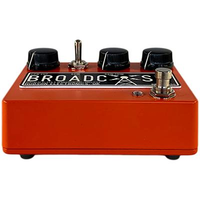HUDSON ELECTRONICS 24v Broadcast - Deluxe Guitars Orange Pedals and FX Hudson Electronics