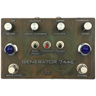 INDUSTRIALECTRIC Generator 7446 Pedals and FX Industrialectric