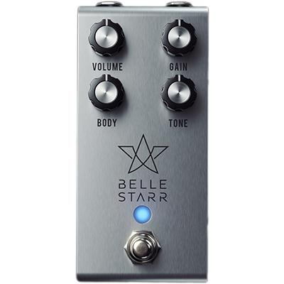 JACKSON AUDIO Belle Starr Pedals and FX Jackson Audio