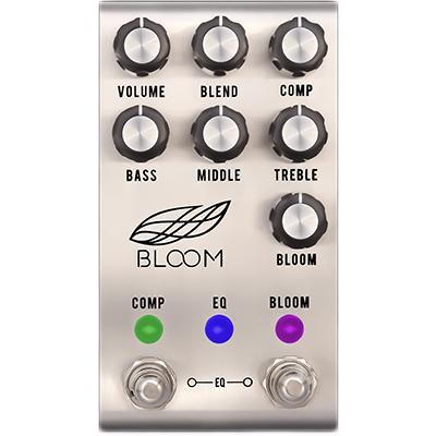 JACKSON AUDIO Bloom Midi Pedals and FX Jackson Audio