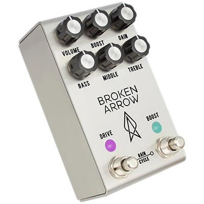 JACKSON AUDIO Broken Arrow Pedals and FX Jackson Audio