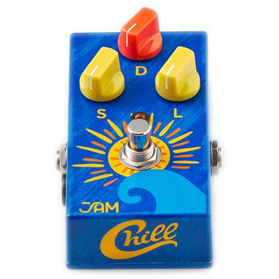 JAM PEDALS The Chill Pedals and FX Jam Pedals