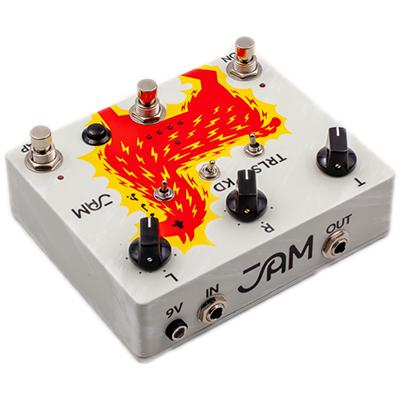 JAM PEDALS Delay Llama Xtreme Pedals and FX Jam Pedals