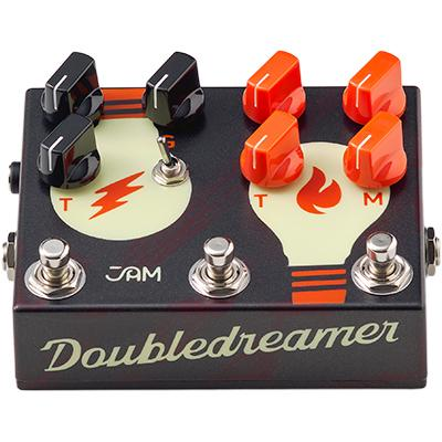 JAM PEDALS Double Dreamer Pedals and FX Jam Pedals
