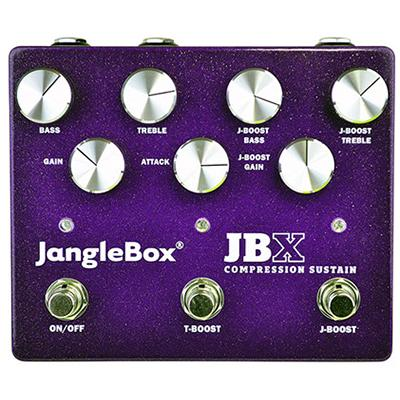 JANGLEBOX JBX Pedals and FX Janglebox