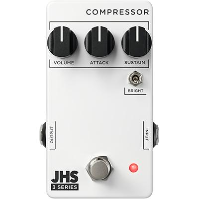 JHS 3 Series - Compressor Pedals and FX JHS Pedals
